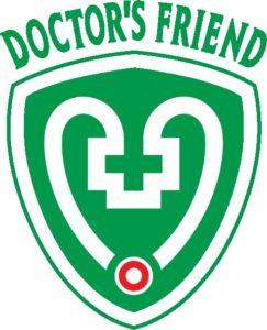 Doctors friend logo