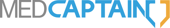 Medcaptain logo