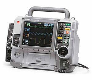 Physio Control Lifepak 15 Defibrillator
