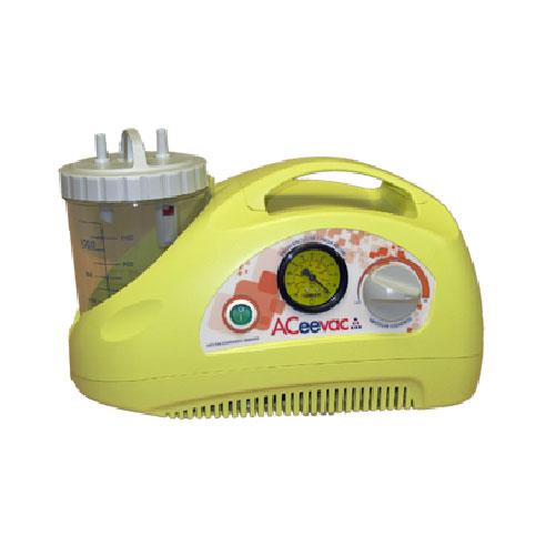Clements Ceevac Portable Suction Pump