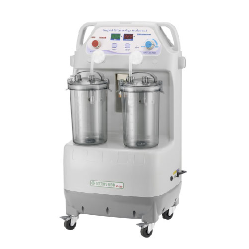 Doctors Friend DF-650 – Mobile Surgical/Gynaecological Suction