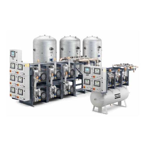 Atlas Copco mVAC Medical Vacuum Systems